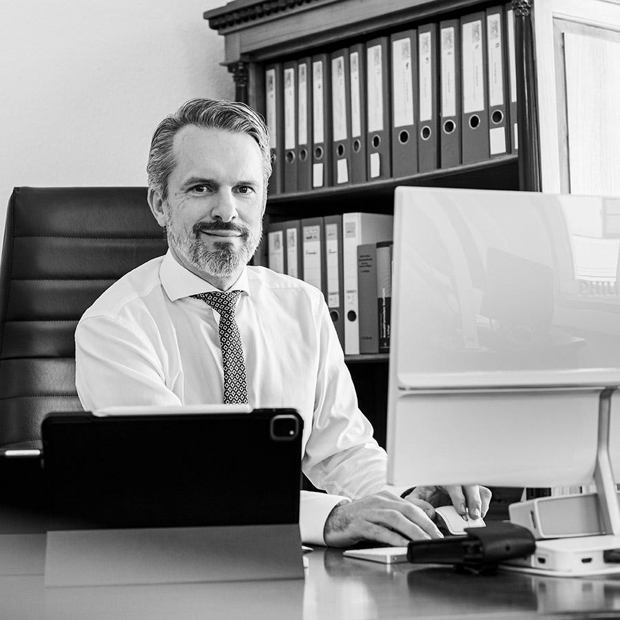 Rechtsanwalt Christian Gerber in München